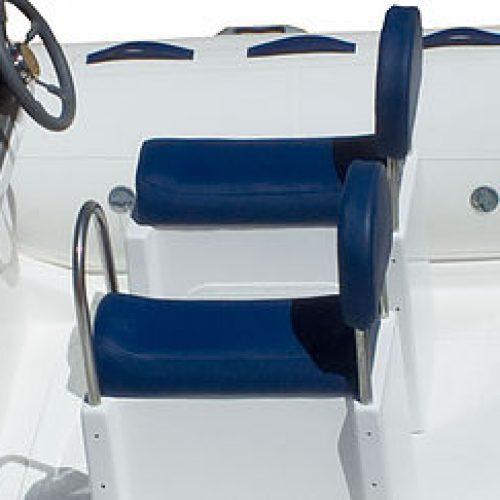 1 MAN JOCKEY SEAT
