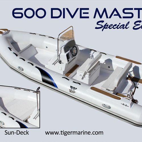 600 DIVEmaster