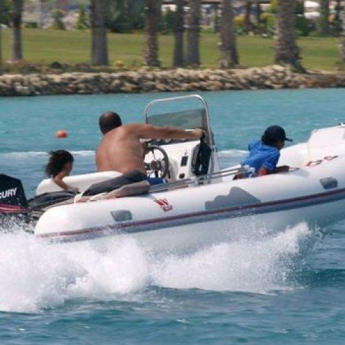 Gonfiabile Tiger Marine Sportline 520 Promo Azione !!